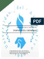 Topologia General Especifiacion
