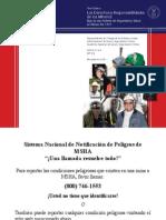 Derechos de Mineros