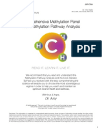 Comprehensive Methylation Panel 