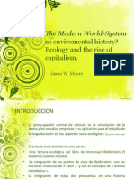 The Modern World-System as Enviromental History