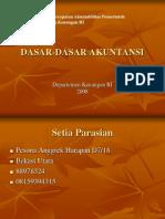 Dasar Dasar Akuntansi(2)
