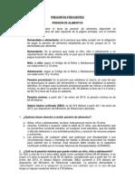 Preguntas Frecuentes Pensiones2013