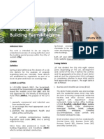Jeddah - Zoning and Building Permits