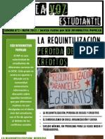La Voz Estudiantil N°3 Online