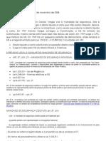 Direito Difusos e Coletivos 17 de Novembro de 2008
