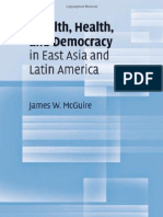 Mcguire - Wealth, Health and Democracy