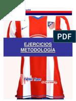 Libro de Ejercicios Atletico de Madrid