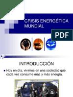 Crisis Energetica Mundial - Peru