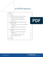 MATLAB White Paper - Speed