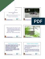 Flood Hazards to Pedestrians and Vehicles