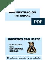 Administracion Integral