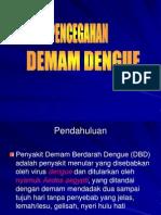 Week III - Pencegahan DBD