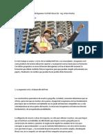 Bases para la Formación del Ingeniero Civil del Futuro