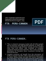 Fta Peru Canada