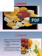 Fnb Cheese Assignment