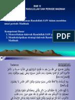 Bab 12 Periode Madinah