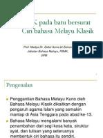 Bahasa Melayu Klasik 2