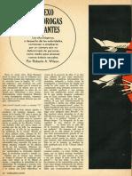 El Sexo y Lass Drogas. Caballero Junio 1966.