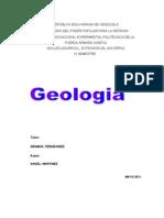 Renier Geologia Listo