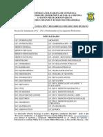 Informacion WEB Proceso Asimilación 2012-2013
