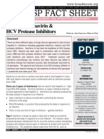 Interferon, Ribavirin and HCV Protease Inhibitors (2)