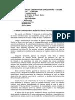 FACULDADE DE CIÊNCIAS E TECNOLOGIA DO MARANHÃO