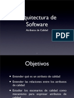 Atributos de Calidad Del Software