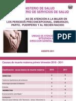 Presentacion Guia Prenatal Modificada Ago 2011