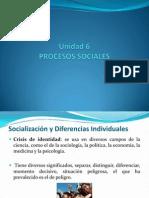 Unidad 6procesos sociales