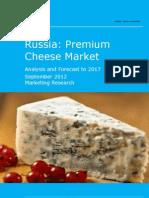Russia Premium Cheese Market