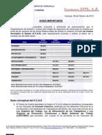 Importancia Del Fcas (Febrero 2010)
