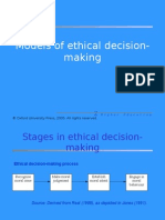24319979 Models in Ethical Decision Making