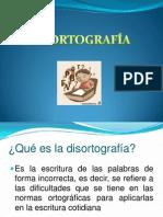 distorgrafia