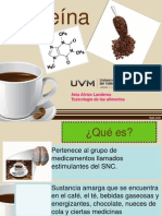 Expo Toxi Cafeina