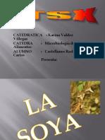 Diapositivas de Soya