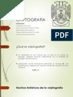 CRIPTOGRAFÍA - EXPOSICION