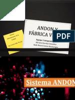 ANDON Y FÁBRICA VISUAL