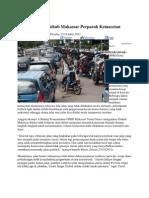 Dewan Tuding Dishub Makassar Perparah Kemacetan
