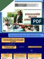 EVALUACIÓN DE APRENDIZAJES - EPT
