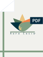 Aura Cacia Package Redesign