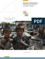PHR Burma Meiktila Massacre Report May 2013