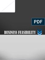 Business Feasibility Report of Cameat