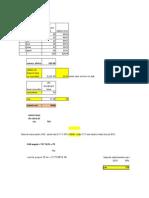 Calcul Salariu Concediu de Boala Obisnuita Cod 01