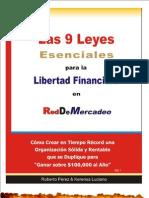 9 Leyes RDM Por Kerensa y Roberto Perez