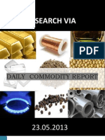 Commodity_report_daily 23 May 2013