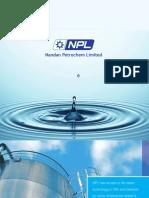 Nandan Petrochem Ltd - Company Profile