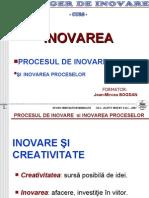 Modul Procesul Inovare Si Inovarea Proceselor