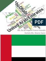 Presentacion Final Emiratos Con Angie Preciosisisma