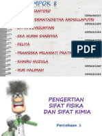 Presentasi Praktikum Kimia Dasar (UAS)