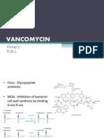 vancomyciin